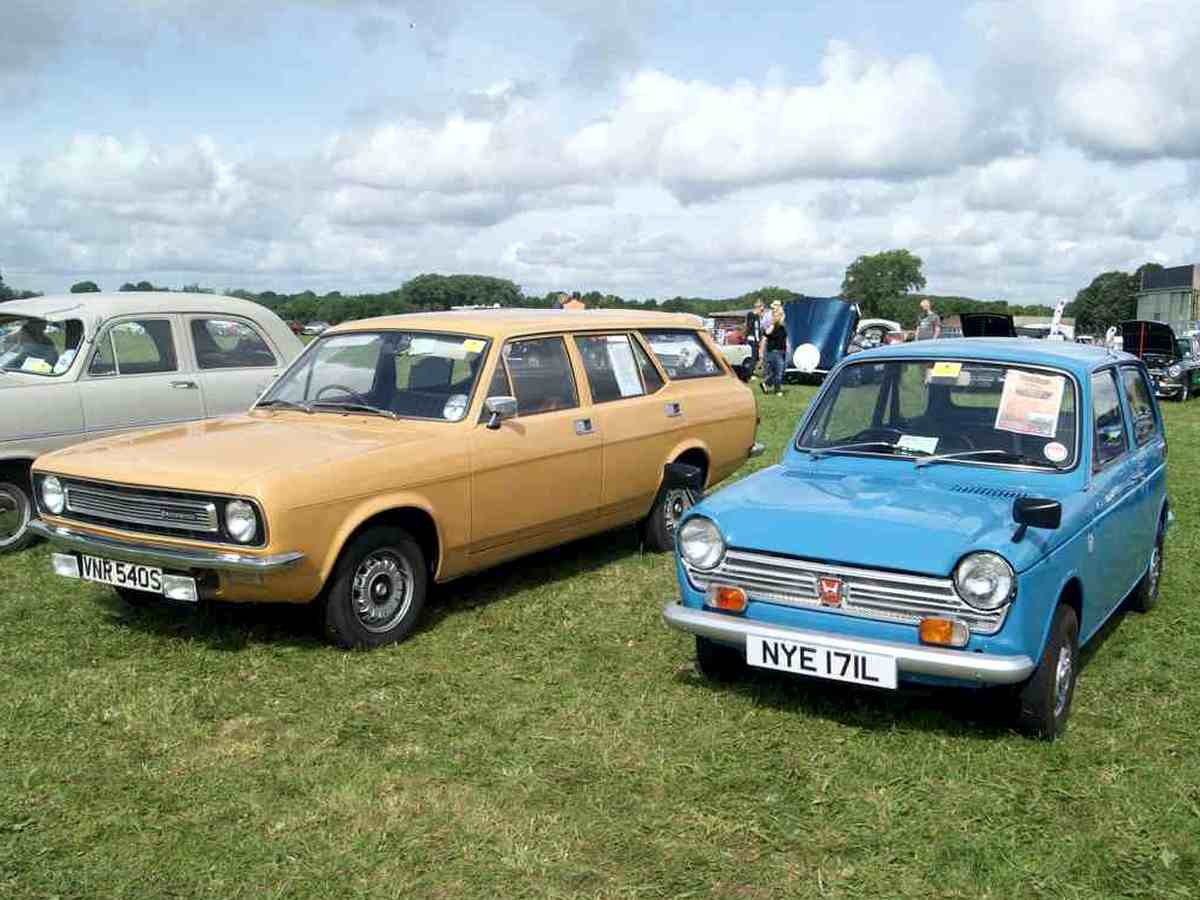Classic Collectors Cars post 1966-pre 1990